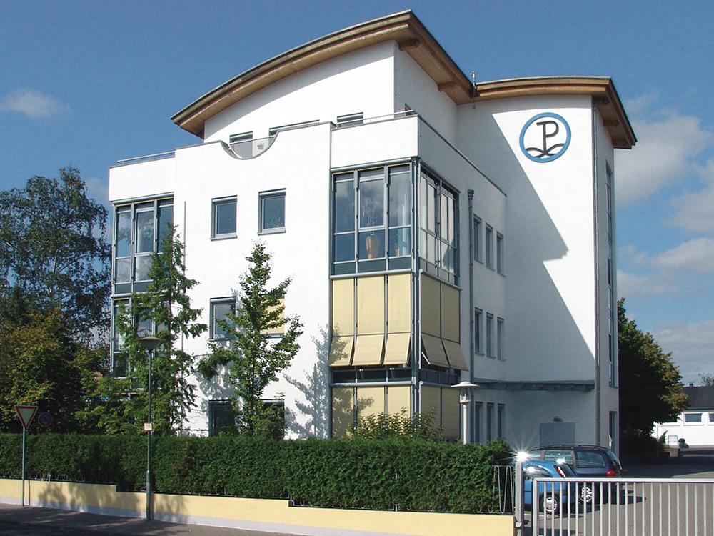 Nová budova riaditeľstva spoločnosti Pascoe