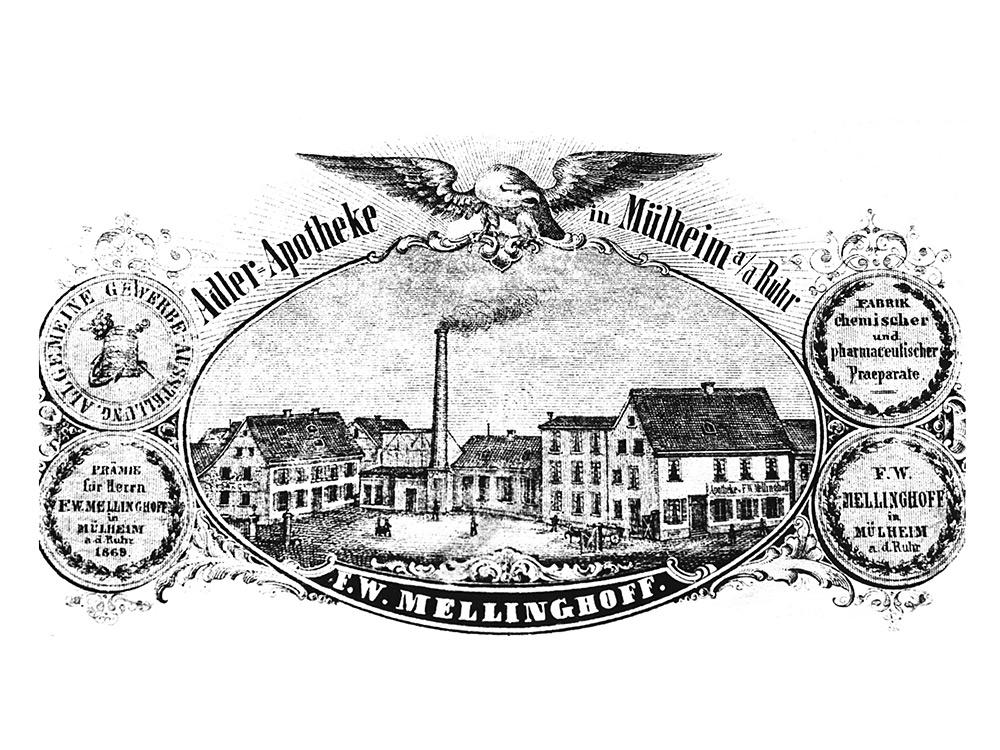 Založenie spoločnosti Pascoe – farmaceutické produkty – 1918
