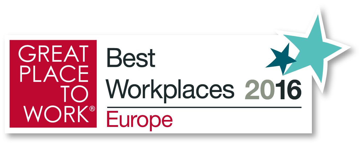 Pascoe – Výborný európsky zamestnávateľ pre rok 2016